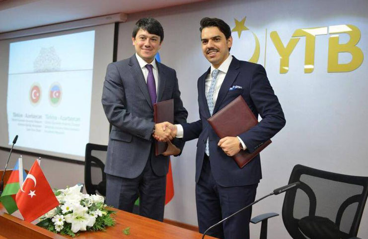Diasporalar arasındaki iş birliği ŞUSA beyannamesi ile perçinlendi