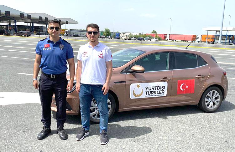 YTB Avrupalı Türkleri Sırbistan'da karşılıyor
