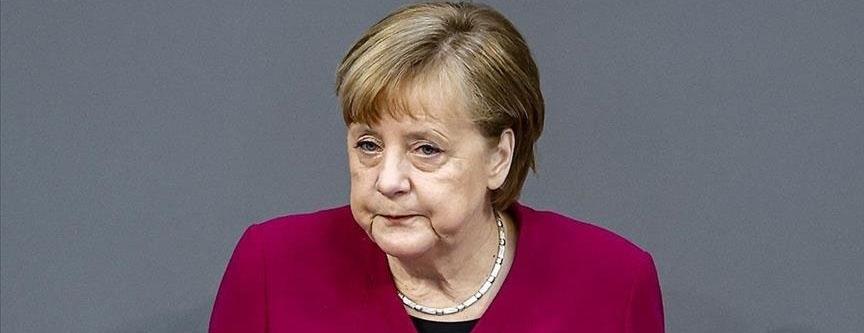 Başbakan Merkel Almanya'nın