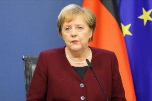 Başbakan Merkel: