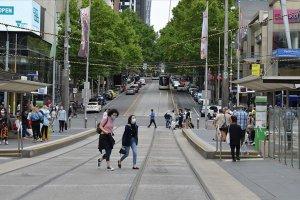 Avustralya'da bir eyalette Delta varyantı nedeniyle sokağa çıkma yasağı