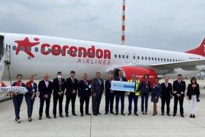 Corendon Airlines artan seyahat talepleri sonrası uçuş programına ilaveler yaptı