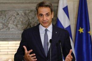 Yunanistan Başbakanı Miçotakis'ten aşı olana 150 Euro hediye