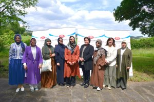 12. Yıl dönümünde Merwa El Sherbini'yi rahmetle anıyoruz