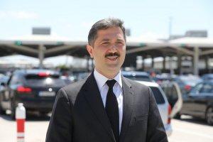 TBMM YTB Alt Komisyonu Başkanı Sarıkaya, sınır kapılarındaki