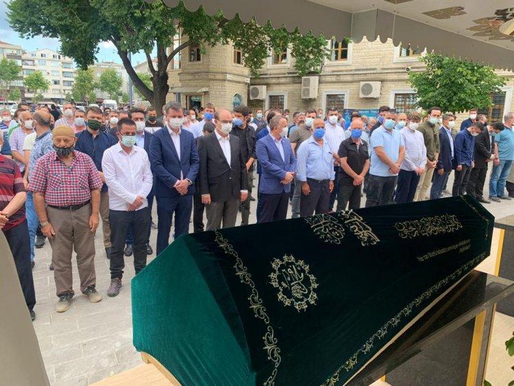 TİKA Başkanı Kayalar'ın babası vefat etti