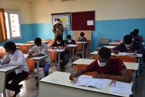 Sudanlı öğrenciler, Türkiye'de üniversite eğitimi için ter döktü