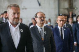 Srebrenitsa Soykırımı'nın 26'ncı yılı dolayısıyla anma programı düzenlendi