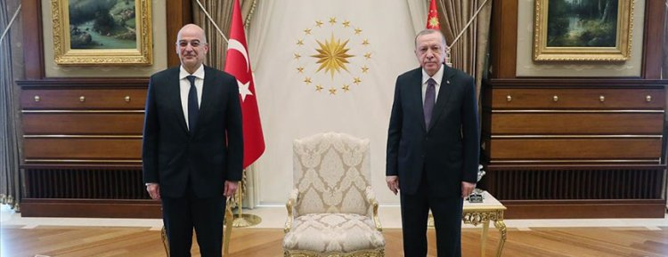 Yunanistan Dışişleri Bakanı Dendias: Cumhurbaşkanı Erdoğan önemli bir lider olduğunu söyledi