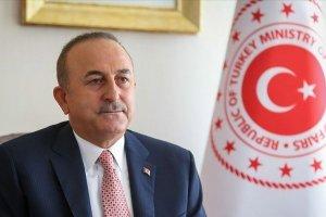 Dışişleri Bakanı Çavuşoğlu'ndan Yunanistan'a Galatasaray tepkisi