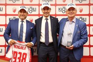 Kiğılı, Sırbistan'ın futbol takımına sponsor oldu
