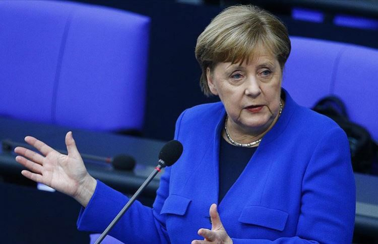 Başbakan Merkel