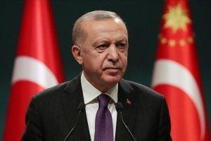 Cumhurbaşkanı Erdoğan: 2023'e güçlü, bir ülke olarak girmekte kararlıyız