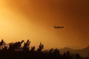 AB, Türkiye'ye yangın söndürme uçağı gönderdi