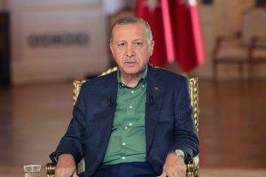 Erdoğan: 20 uçak, 51 helikopter, 9 insansız hava aracı, 850 arazöz ile yangınla mücadele ediyoruz