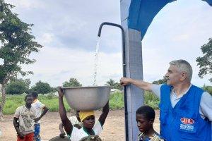 TDV, 13 ülkede 96 su kuyusu ve vakıf çeşmesi açtı