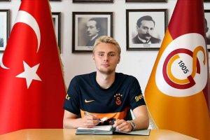 Galatasaray Victor Nelsson'u kadrosuna kattı