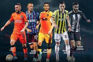 Türkiye Süper Lig'de 2021-2022 sezonu başlıyor
