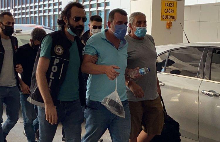 Hamzabeyli Sınır Kapısı'nda tırda uyuşturucu ele geçirildi