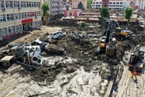 Karadeniz'deki sel felaketinde hayatını kaybedenlerin sayısı 77'ye yükseldi