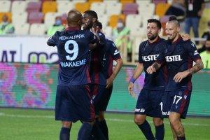 Süper Lig'de Trabzonspor sezonunun en farklı skoru ile galip geldi