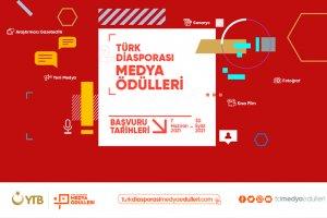 """YTB'nin """"Türk Diasporası Medya Ödülleri"""" yarışmasına başvurular devam ediyor"""
