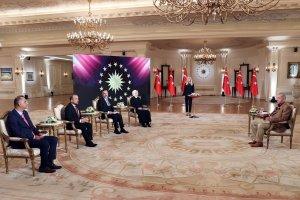 Cumhurbaşkanı Erdoğan: Afganistan'dan toplam 552 Türk vatandaşının tahliyesini sağladık