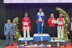 3 madalyada Avrupa Ümitler ve Yıldızlar Tekvando Şampiyonası'ndan