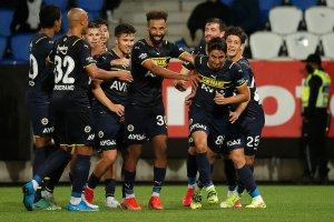Fenerbahçe HJK Helsinki karşısında gol şovu