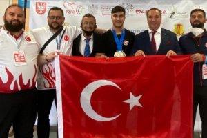 Avrupa Şampiyonasında milli haltercilerden 7 madalya