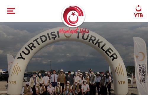 """YTB'den Yurt Dışında Yaşayan Vatandaşların Türkiye Seyahatleri İçin """"Memleket Yolu"""" Mobil Uygulaması"""