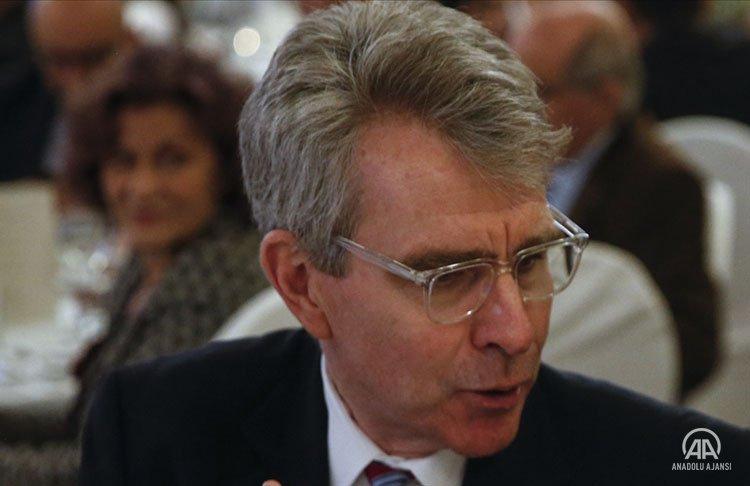 ABD'nin Atina Büyükelçisi Pyatt, Türkiye-Yunanistan çatışmasının ABD'nin çıkarına olmayacağını söyle