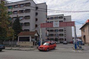 Kuzey Makedonya'da Virüs hastalarının tedavi edildiği merkezde büyük yangın