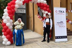 TİKA'dan BosnaHersek'te fiziksel ve zihinsel engelliler okuluna destek