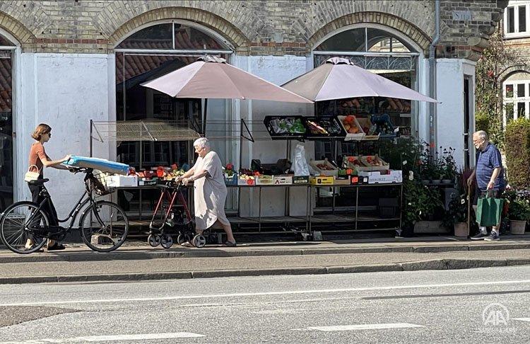 Danimarka'da Virüs önlemleri kaldırıldı