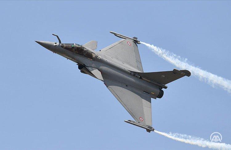 Yunanistan, Rafale tipi savaş uçak sayısını 24'e çıkarıyor