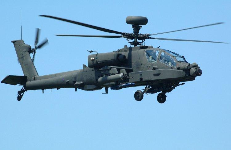 Fransa'da helikopter düştü, ilk belirlemelere göre 1 kişi öldü