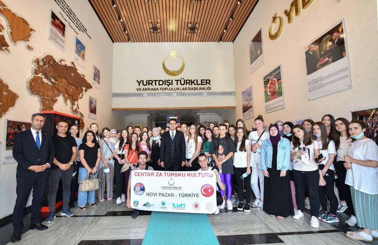 YTB, Türkiye ve Sırbistan arasındaki ilişkilere katkı sağlıyor