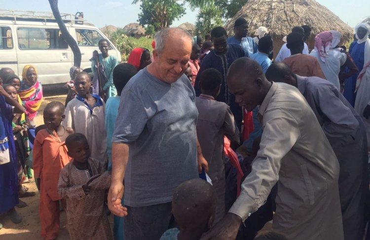 Batı Trakyalılar Afrika'da susuzluğa umut oldu