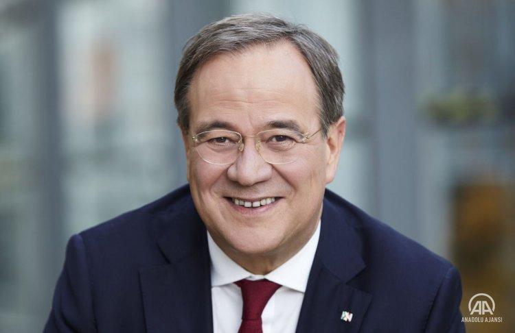 Almanya'da başbakan adayı Laschet Türk kökenli vatandaşlara 'sandığa gidin' çağrısı