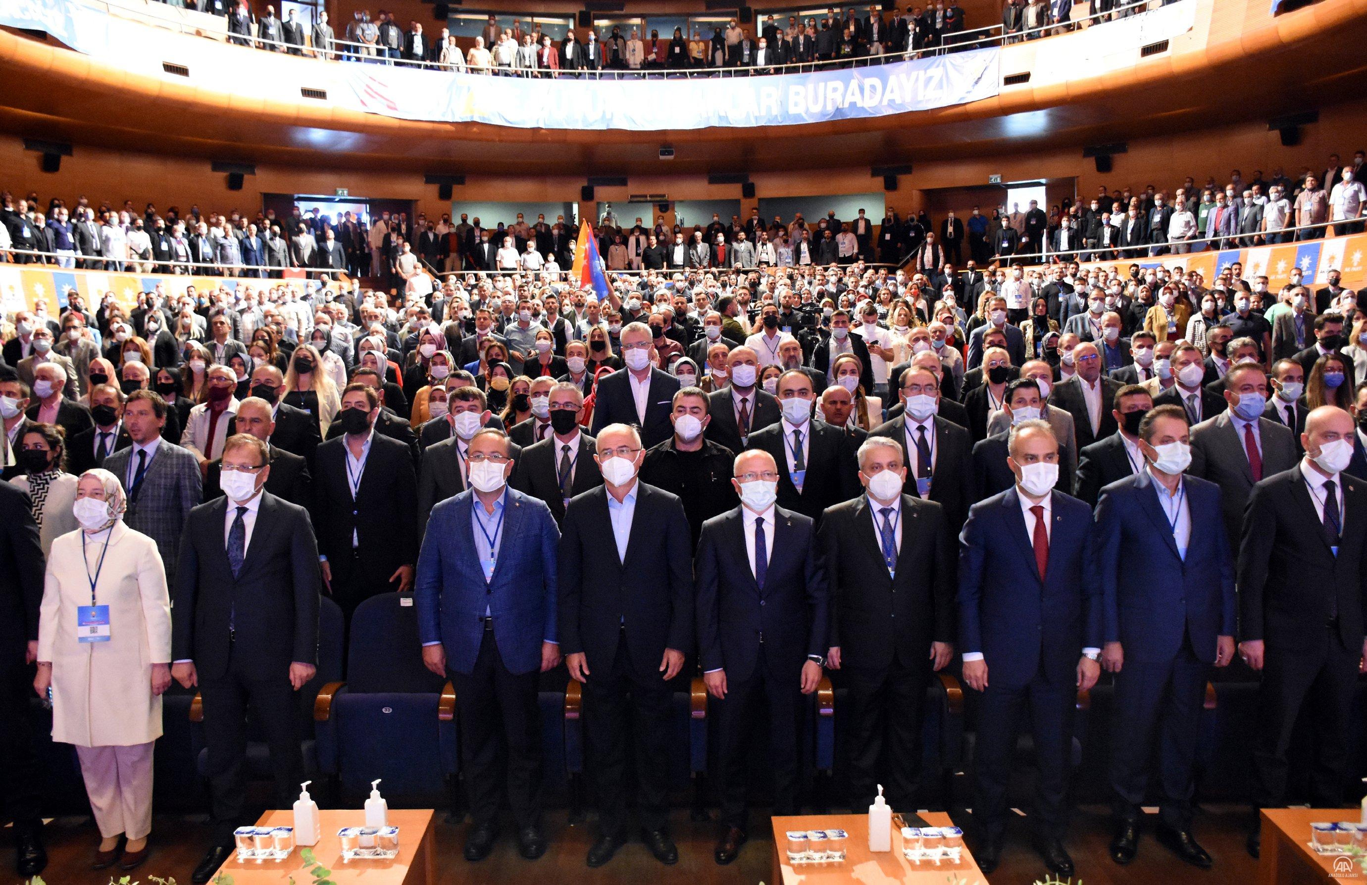 AK Parti Bursa 51. Genişletilmiş İl Danışma Meclisi yapıldı