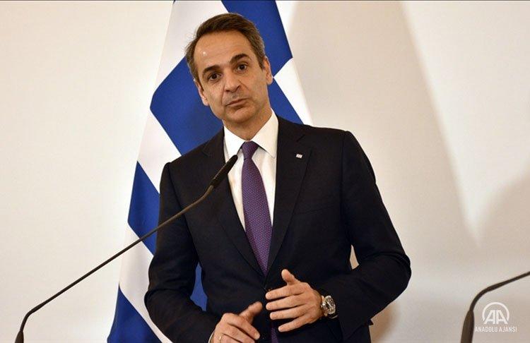 Yunanistan Başbakanı Miçotakis, Türkiye ile iş birliği arayışımızı sürdüreceğiz
