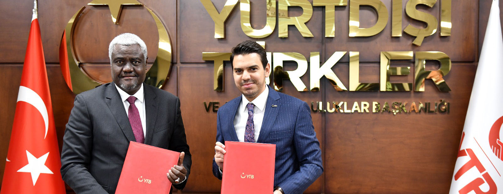 YTB ve Afrika birliği arasında iş birliği protokolü imzalandı