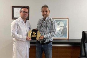 Doç. Dr. Serhat Hüseyin Kalp ve Damar Cerrahisi kliniğine anabilim dalı başkanı olarak atandı