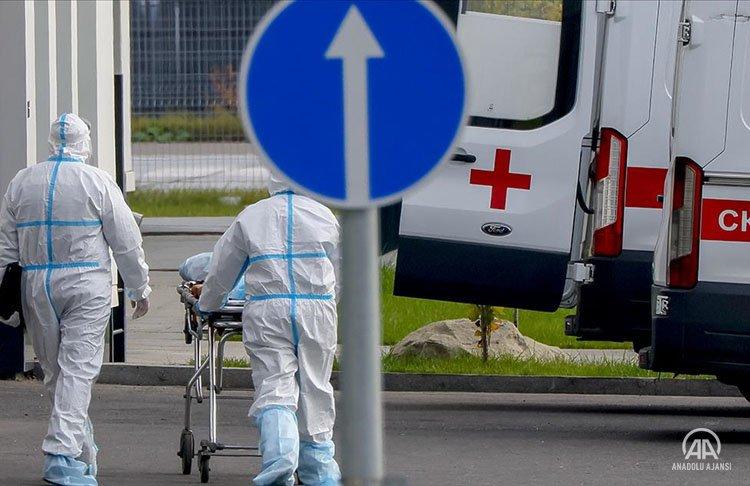 Rusya'da Virüs ölümleri artıyor