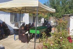 Şehidimiz Mustafa Cambaz'ın Babası vefat etti