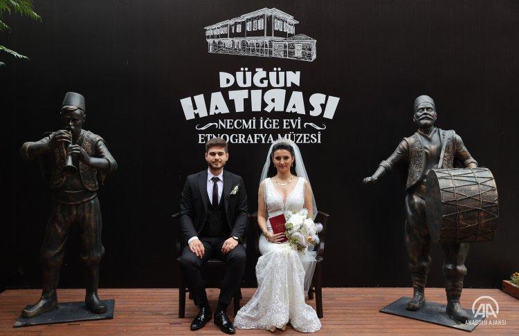Edirne'de Rumeli ve Balkan düğünlerinin anlatıldı