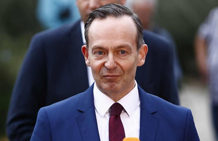 Almanya'da hükümet kurmak için koalisyon görüşmeleri sürüyor