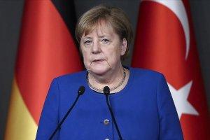 Almanya Başbakanı Merkel, Türkiye'ye çalışma ziyaretinde bulunacak