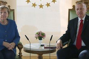 Angela Merkel Türkiye ziyaretini sosyal medya hesaplarından paylaştı